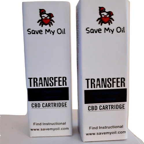 SAVE MY OIL TRANSFER KIT (2 Pack)