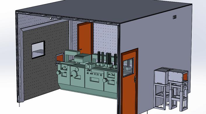 Diseño soluciones control de ruido