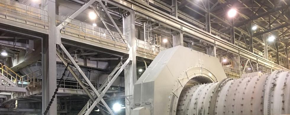 Estudios de ruido en la minería