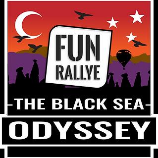 Entwurf Logo FUNRALLYE Black Sea Odyssey