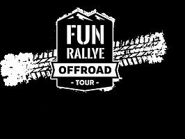 Logo FUNRALLYE Offroad-Tour Hintergrund
