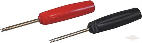 Tire valve tool with torquelimiter