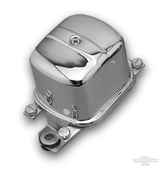 12V Mechanical Regulator Chrome