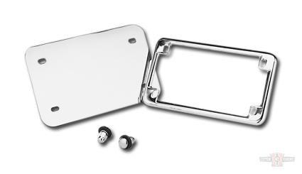 License Plate Mounting Hardware Kit