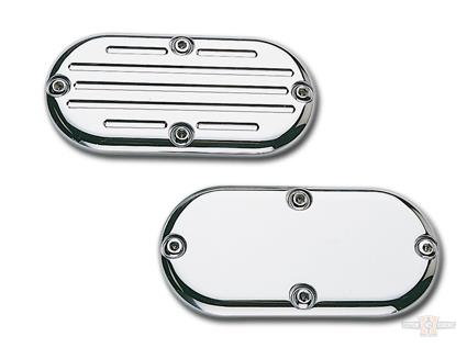 Chrome Millennium Ball Milled Inspection Cover