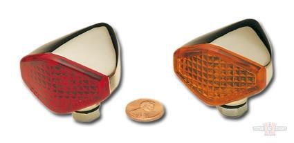 Diamond Mini Lamp 12 V Amber
