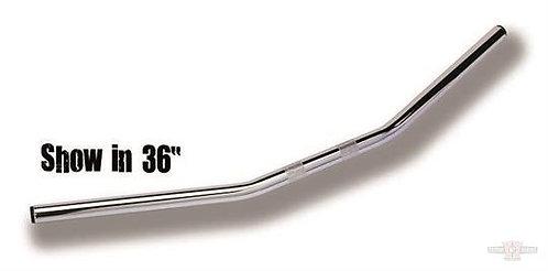 "32"" Wide Drag Bar Chrome 82-16 except Touring"