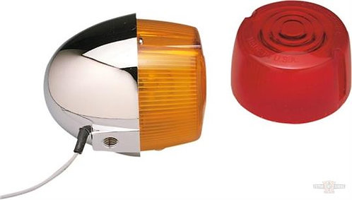 Amber Lens for Turn Signal