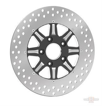 Brake Disc, 2PC VELOCITY