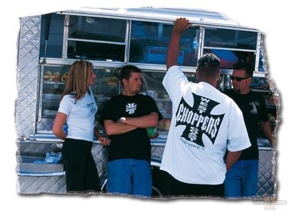 Black Original Cross T-Shirt