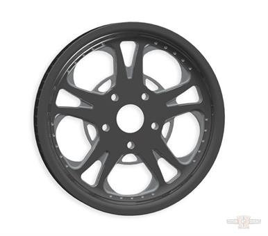 """Pulley, T-5 1.0"""", 66-Tooth Black"""