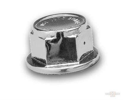 Chrome Master Cylinder Cap with Gasket