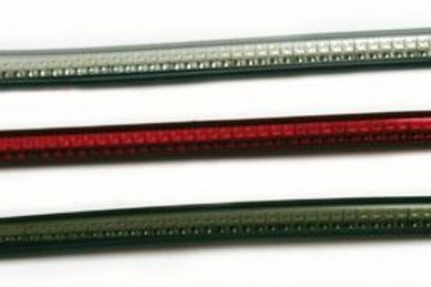 1 3/4 RED FLEX LED
