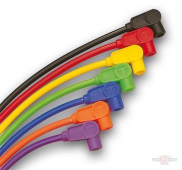 10.4 mm Spark Plug Wires Black