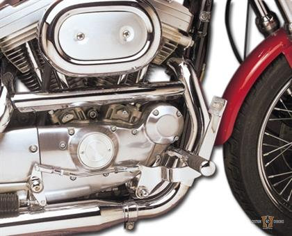 Forward Control Kit for Sportster incl. O-Ring  Footpegs
