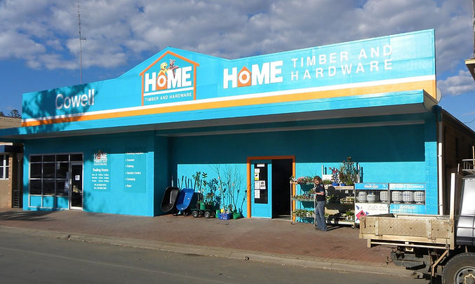 Cowell Home Timber & Hardware