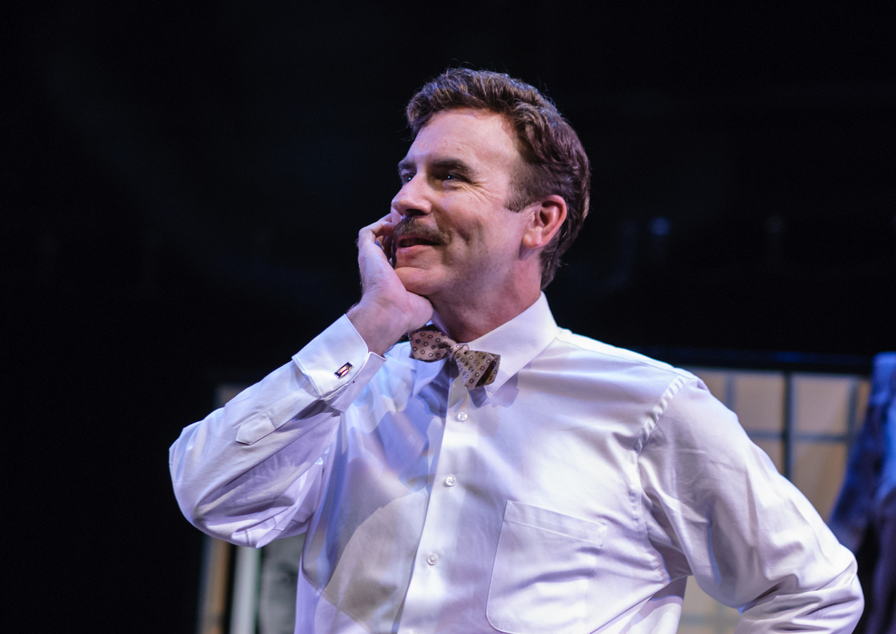 "BENT TO THE FLAME - A Night with Tennessee Williams WINNER!!  ""Outstanding Solo Show"" (NY International Fringe Festival)"