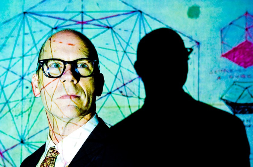 R. BUCKMINSTER FULLER (The History and Mystery of the Universe) - Portland Center Stage