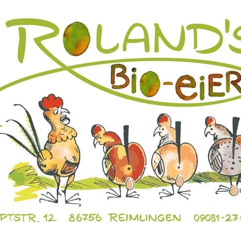 Logo-Design für einen Bio-Betrieb