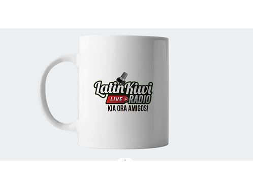 Taza de LatinKiwi Radio