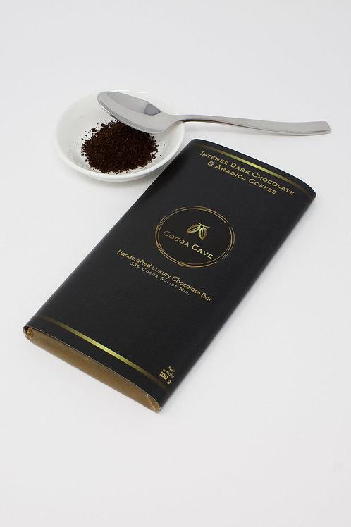 Intense Dark Chocolate & Arabica Coffee