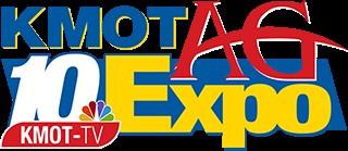 We'll be at KMOT Ag Expo!