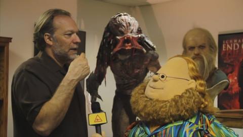Greg Nicotero Talks Walking Dead and Zombies