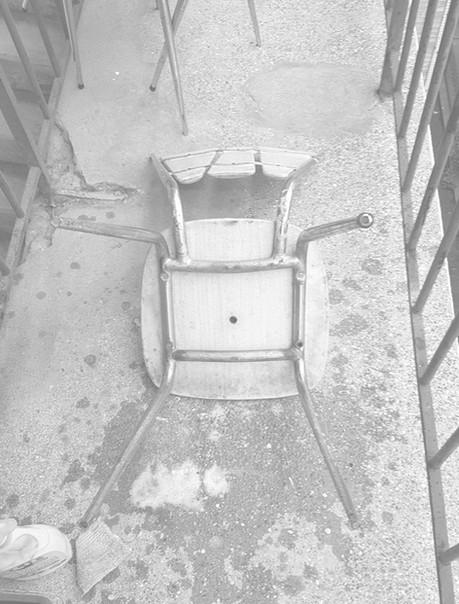 Chaise en skai, Tublac des années 60