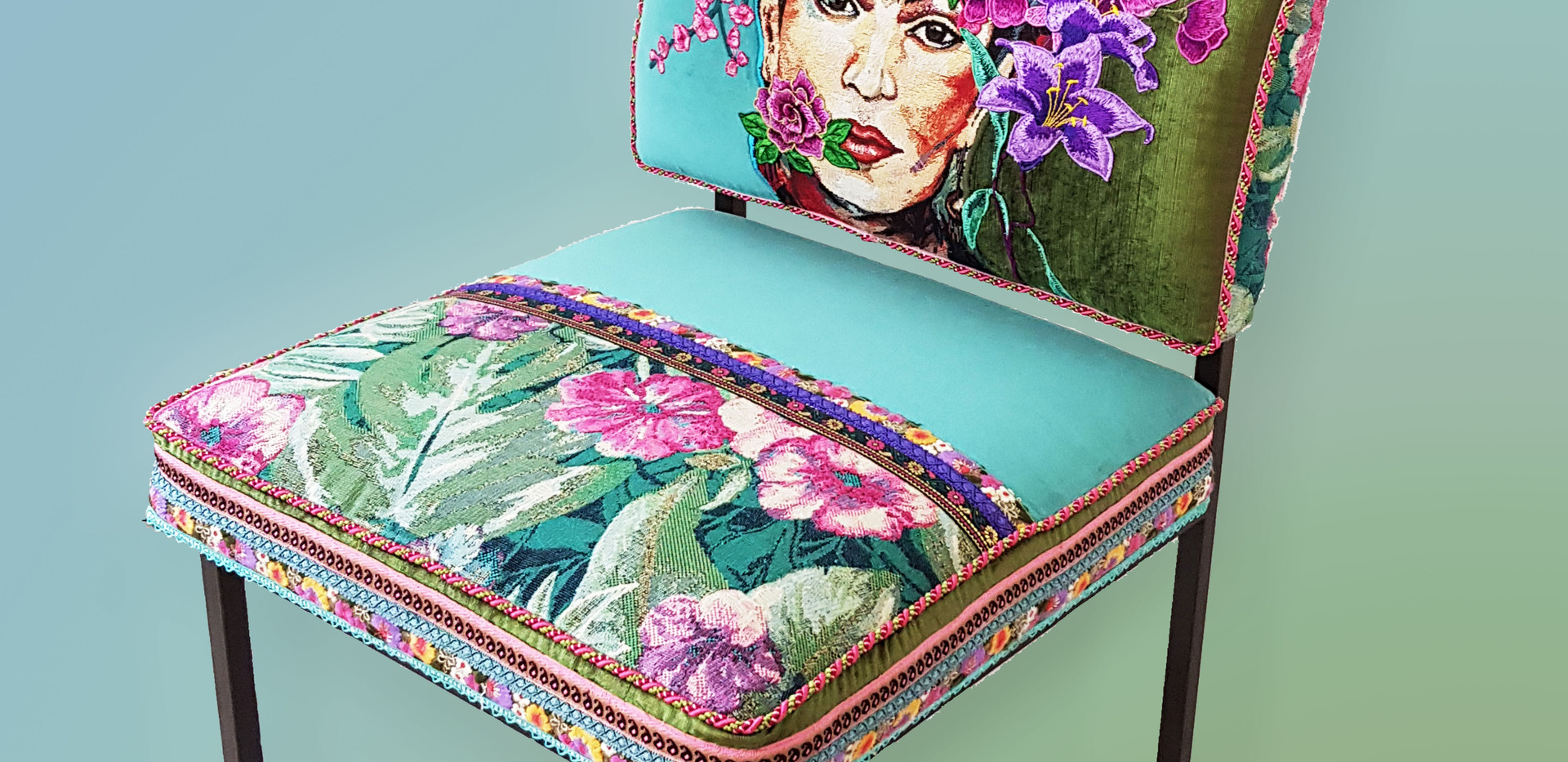 UPCYCLING pour FRIDA 1