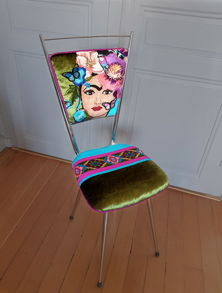 RELOOKING-CHAISE-FRIDA-VERTE 4