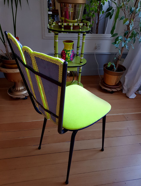UPCYCLING CHAISE-TUBLAC-FLUO 2
