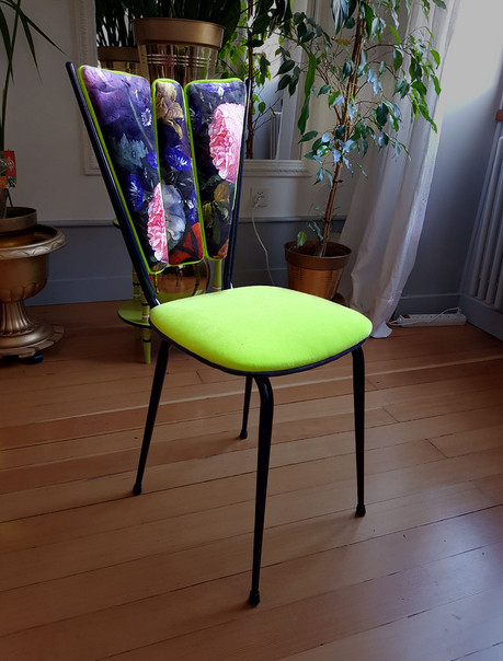 UPCYCLING CHAISE-TUBLAC-FLUO 1