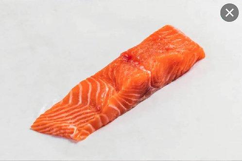 Pavé de saumon d'Irlande bio
