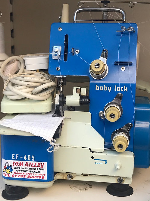 Babylock Overlocker EF-405