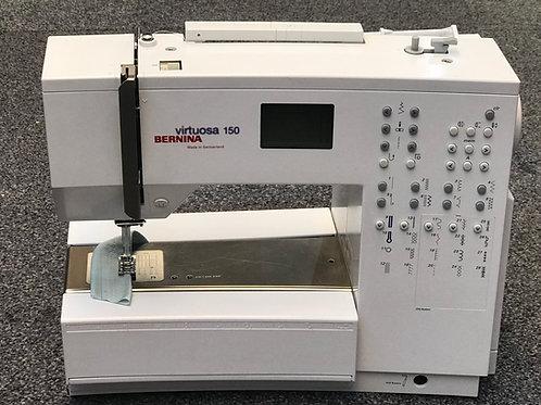 Bernina Vituosa 150 Computerised Machine