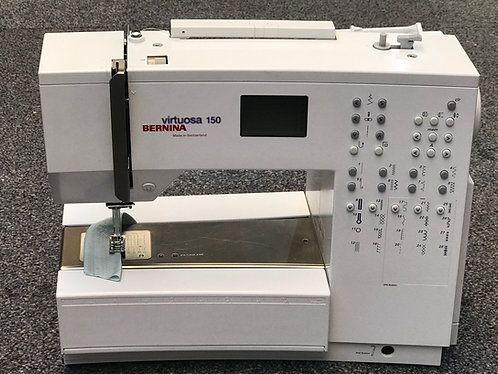 Bernina Vituosa 150 Computerised Machine