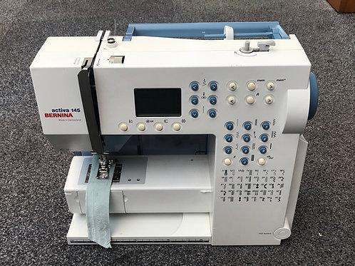 Bernina Activa 145 Computerised Machine