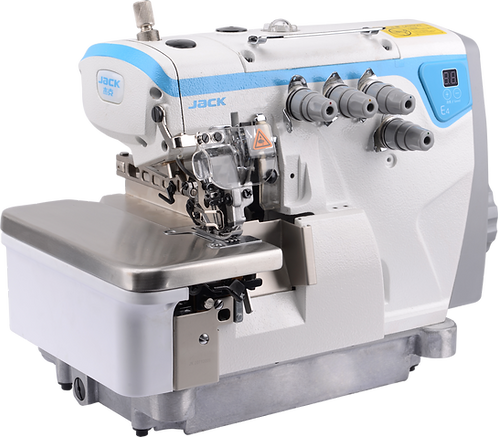 Jack E4 3 Thread Industrial Overlocking Machine