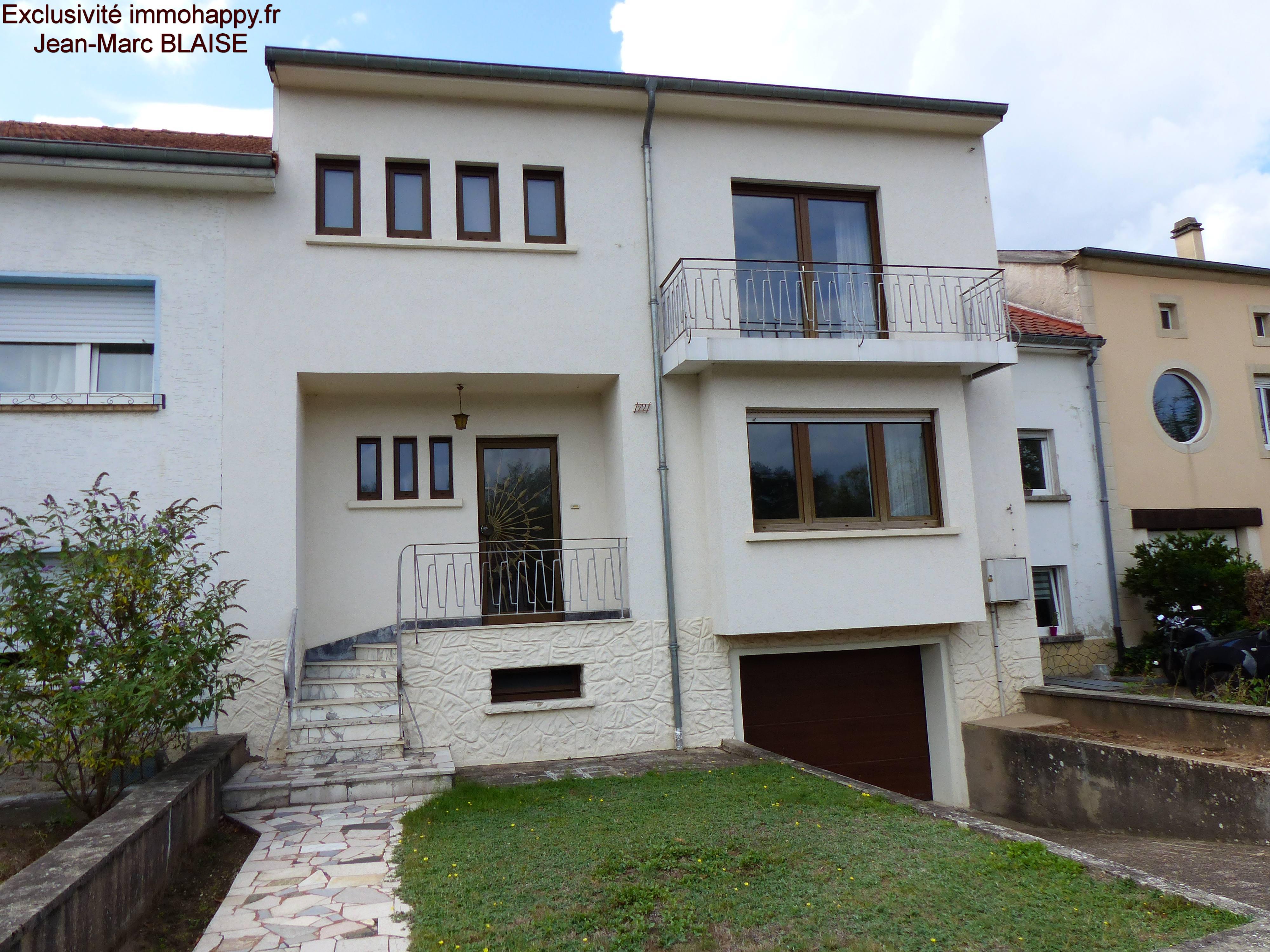 Maison en impasse à DIESEN, terrain 13 ares 149000 €