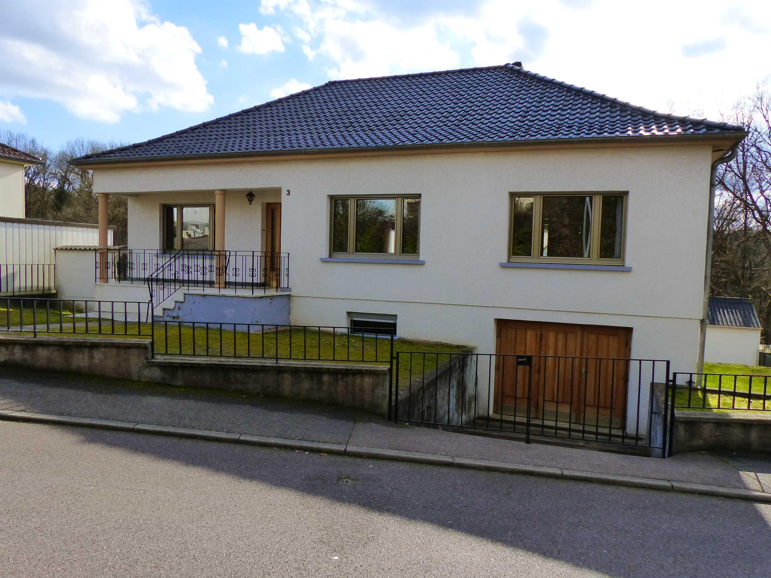 CREUTZWALD maison indiv. 150000 €