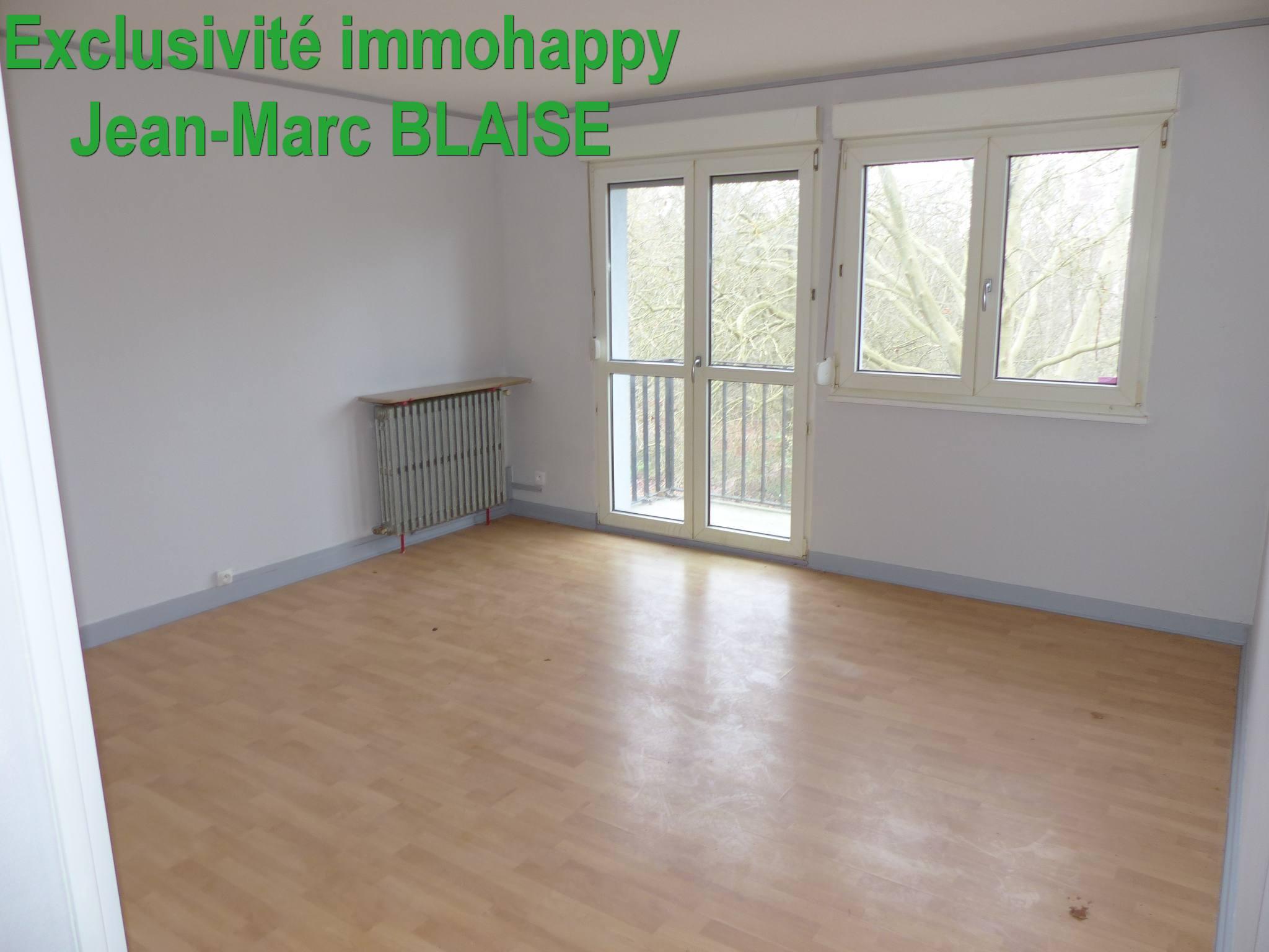 Appartement T3 à L'Hopital 54000 €