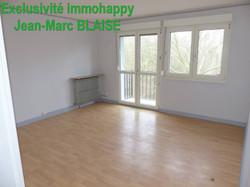 Appartement T3 à L'Hopital 50000 €