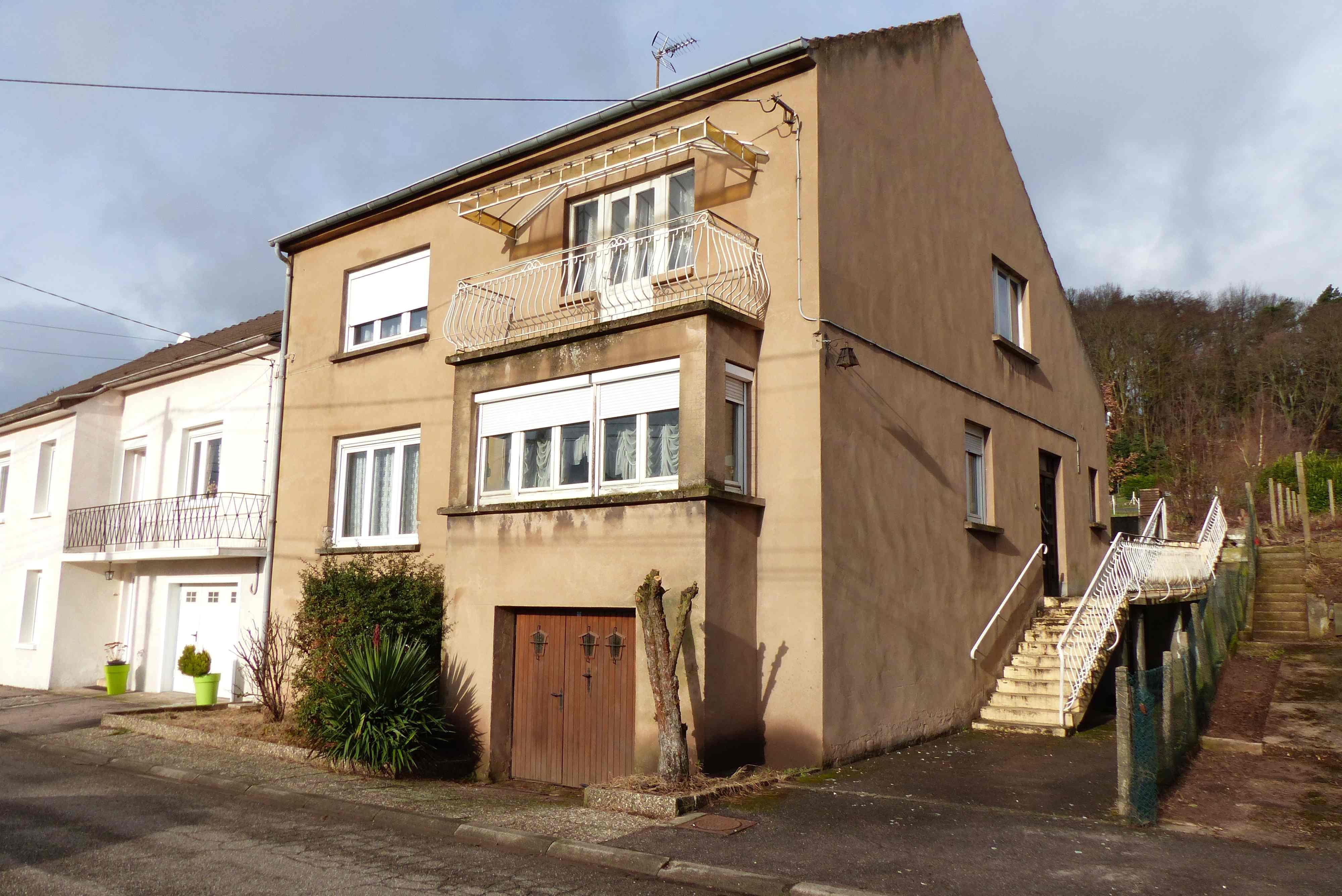 Maison à Varsberg 158 m2 70000 €