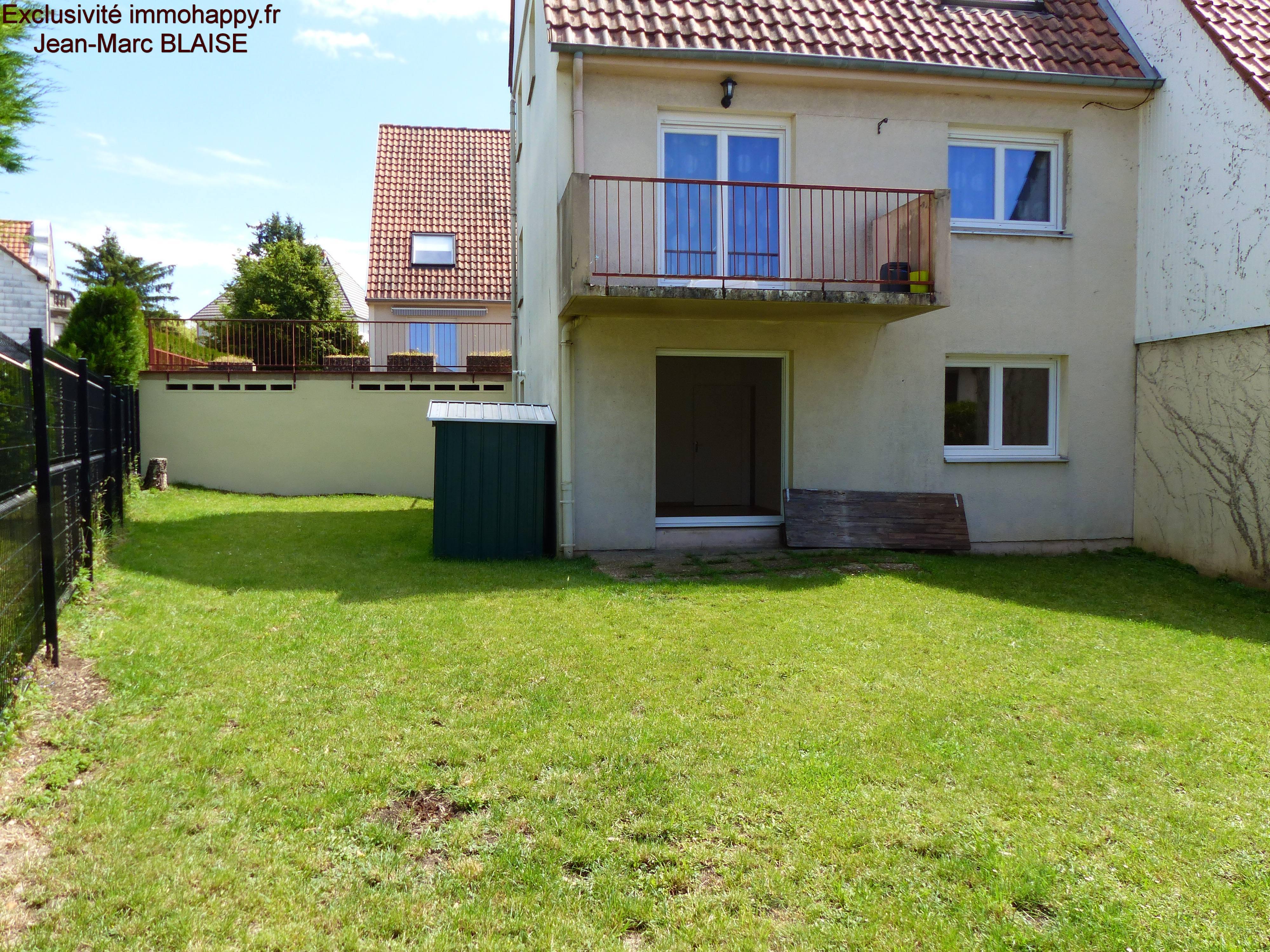 FAULQUEMONT Appt avec jardin et garage 79500 €