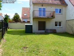 FAULQUEMONT Appt avec jardin et garage 75000 €