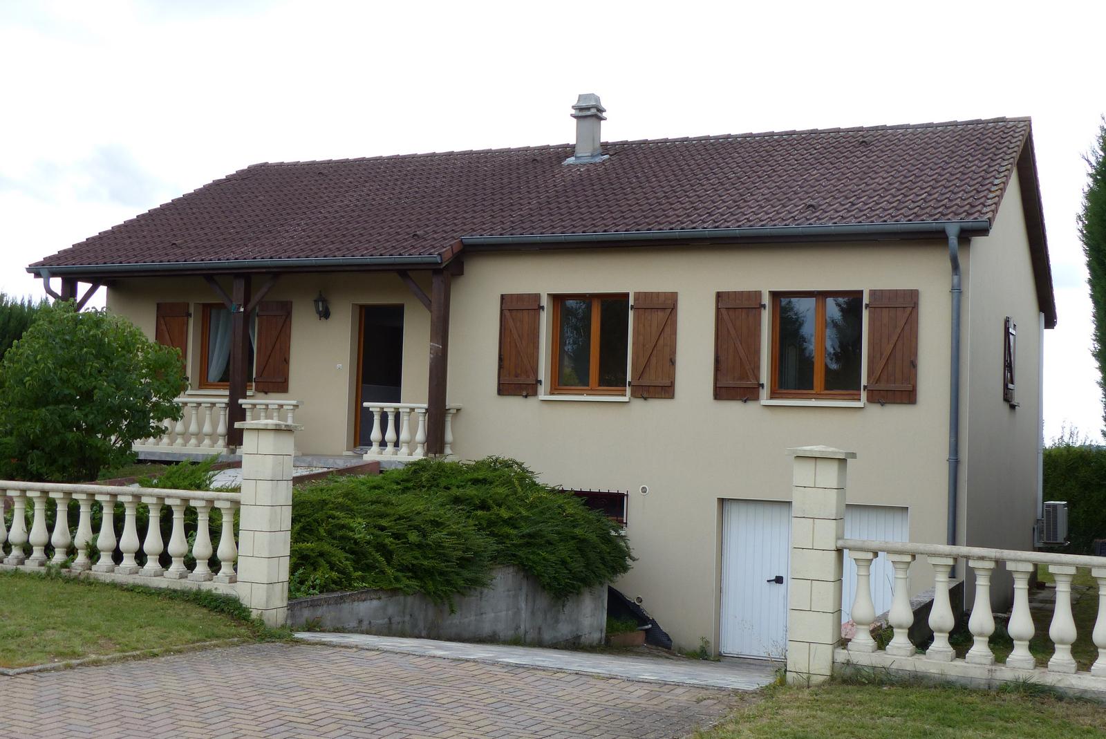 Maison ind. à Flétrange VENDUE