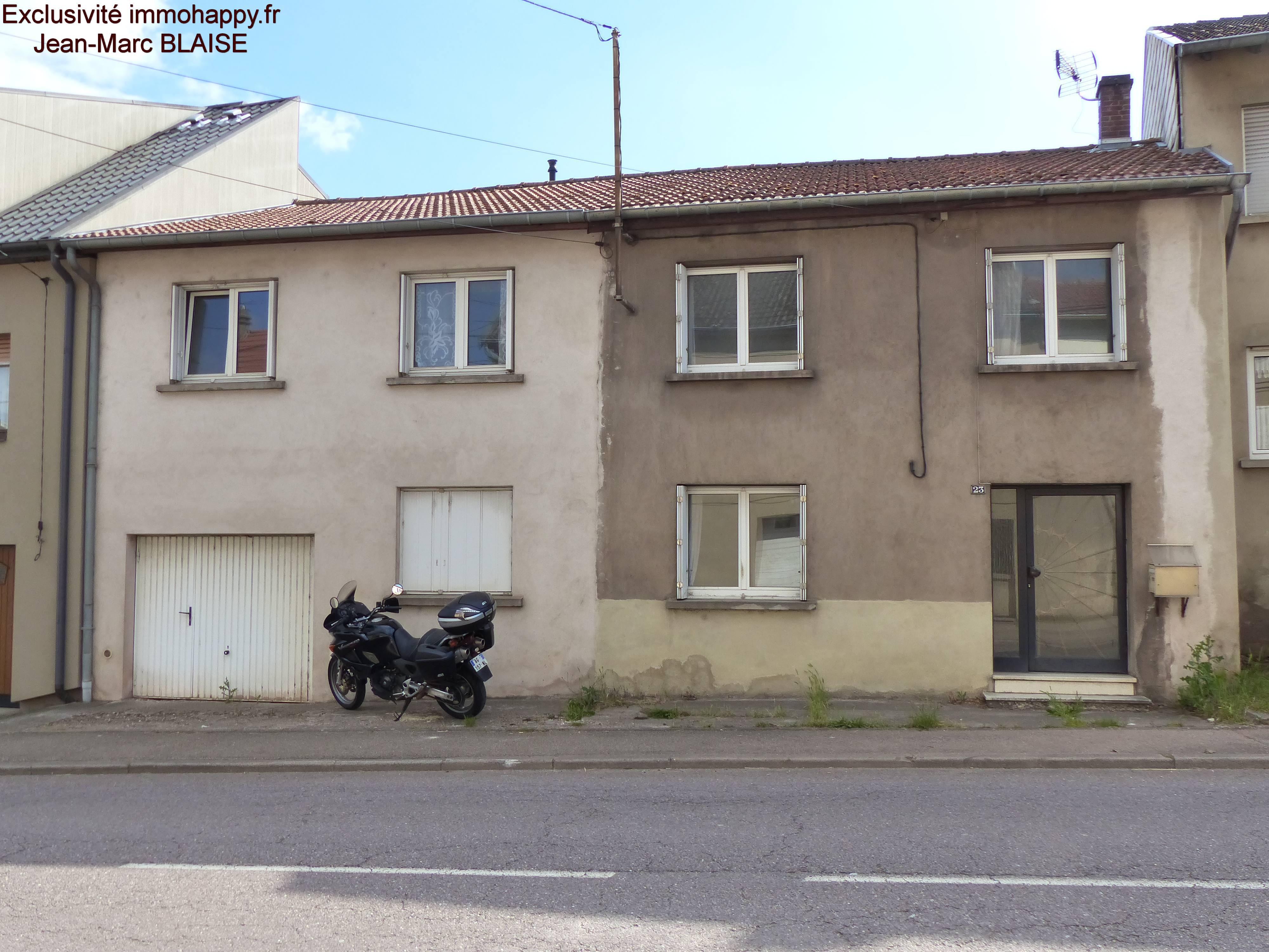 Maison Longeville les St-Avold 75000 €