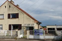 Créhange maison vendue