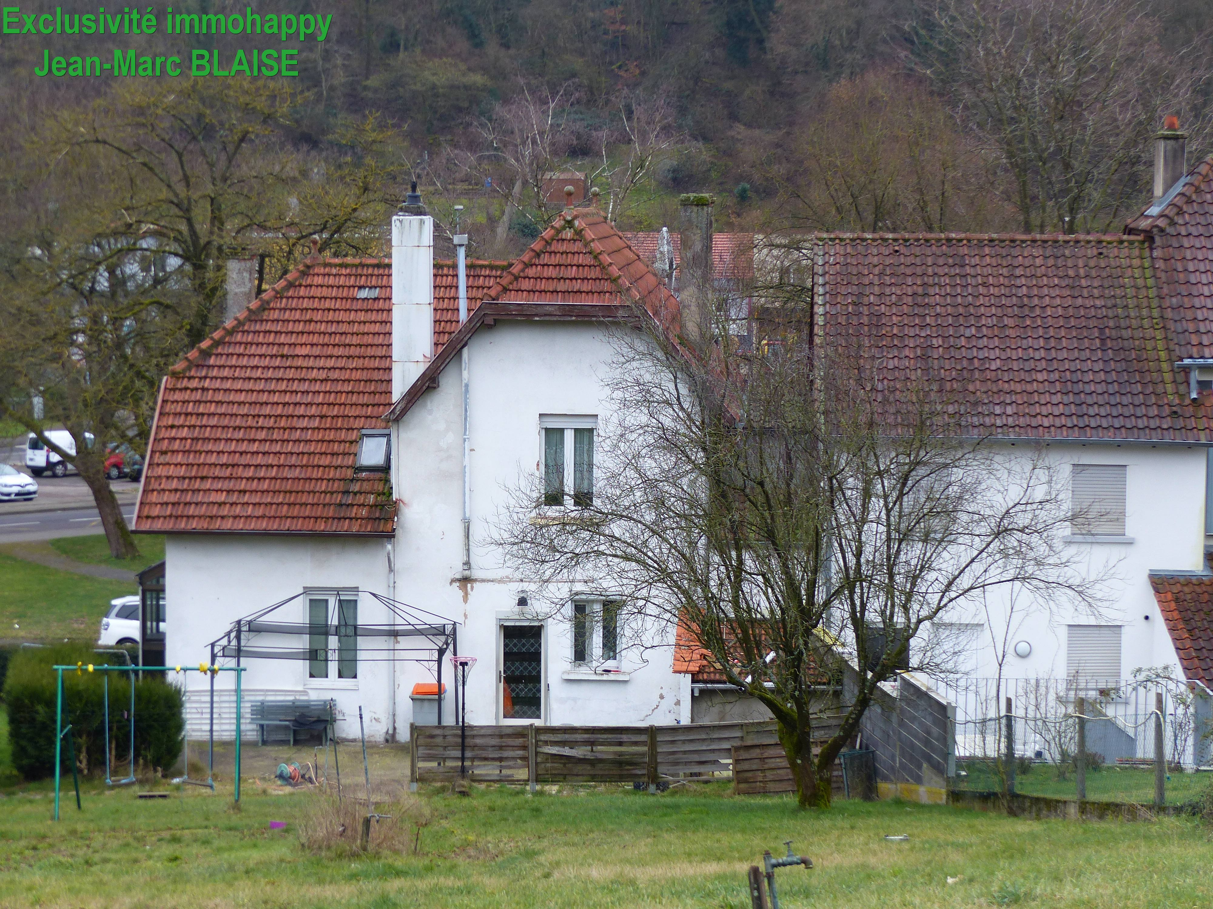 Maison 4 chambres à St-Avold 156000 €