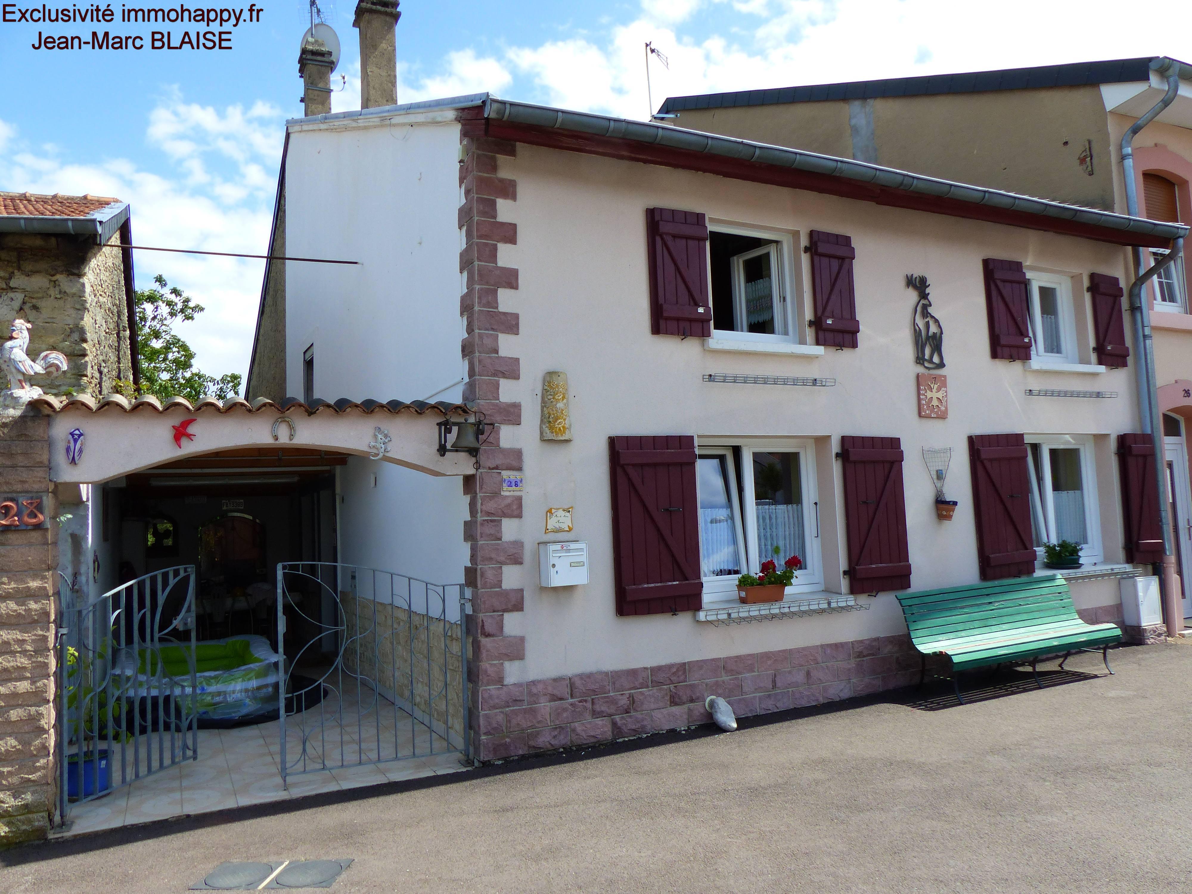 Maison à Valmont 124000 €
